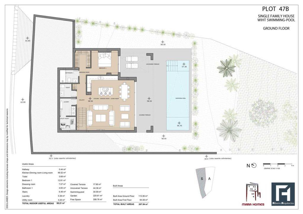 Villa 2 - Ground Floor